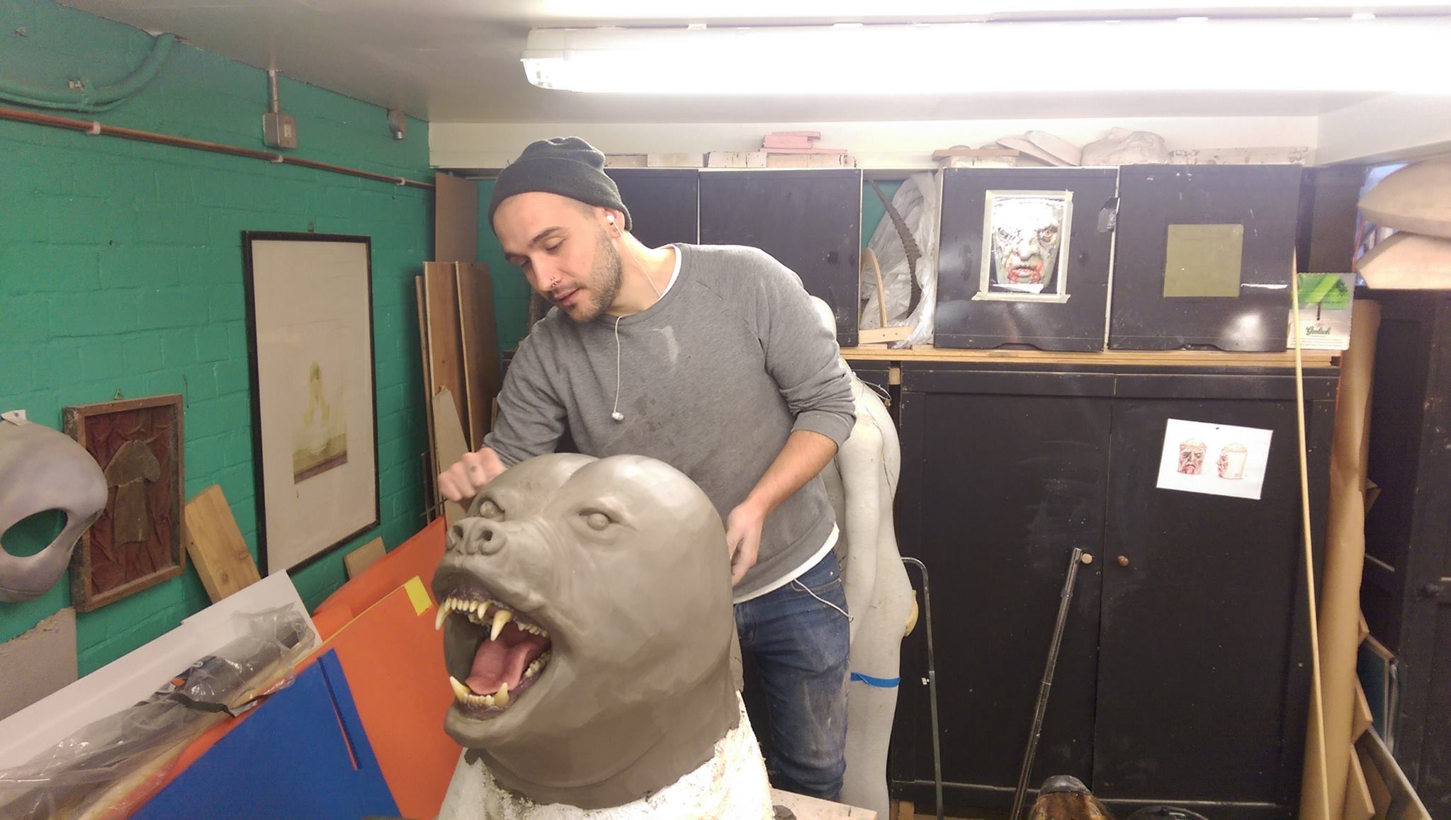 Bear Luke